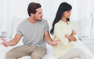 Motivos para la terapia de pareja