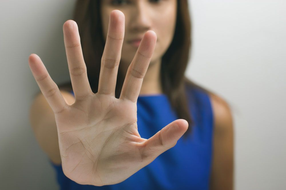 víctimas de abusos sexuales