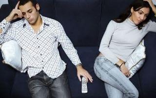 la rutina en la relación de pareja